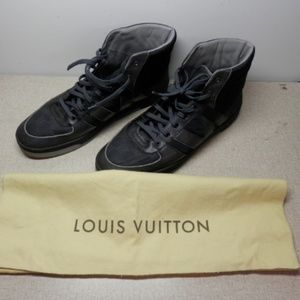 0fae73e611f0 Men s Louis Vuitton High Top Sneakers on Poshmark